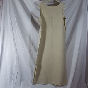 Talbot's Irish Linen maxi dress & jacket